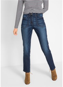 High Waist Stretch-Jeans, bpc bonprix collection