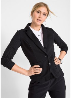 Sweatblazer mit Struktur, bpc bonprix collection