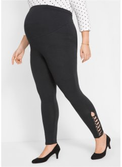 Umstandsleggings mit Schnürung, bpc bonprix collection