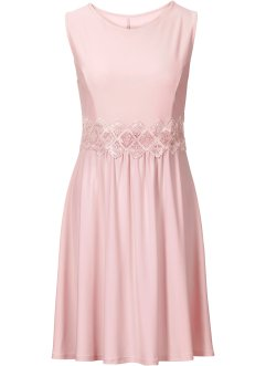 Bonprix kleider lang rosa