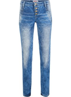 Soft-Stretch-Jeans, STRAIGHT, John Baner JEANSWEAR