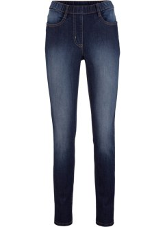 Jeans-Jeggings mit Bequembund, Skinny, bpc bonprix collection