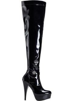 d99fcbc9cb2dd4 Bequeme Stiefel in schwarz bei bonprix