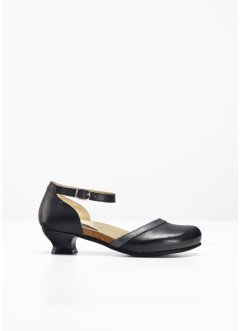 Bequeme Pumps aus Leder, bpc selection