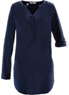 size 40 ba56a 04f96 Blaue Blusen für einen immer perfekt gestylten Look | bonprix
