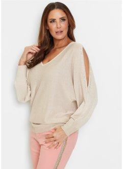 Pullover mit Cut-Outs, bpc selection premium