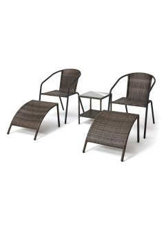 Gartenstuhl Set (5-tlg.Set), bpc living bonprix collection