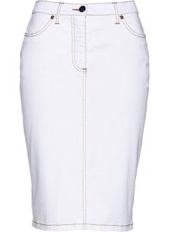 d2823a1d86ec Schneeweiße Röcke von bonprix - die wahren Allrounder