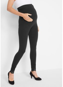 Umstandsleggings mit Spitze, bpc bonprix collection