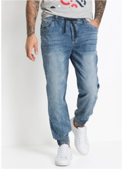 Slim Fit Schlupf-Jeans, Straight, RAINBOW