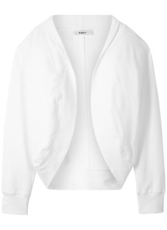 Sweat-Bolero, bpc bonprix collection