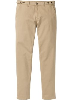 Stretch-Chino mit Reflektordetails Regular Fit Tapered, RAINBOW