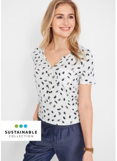 Nachhaltiges Blusen-Shirt aus TENCEL™ Lyocell, bpc bonprix collection