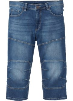 3/4 Regular Fit Stretch-Jeans, Straight, John Baner JEANSWEAR