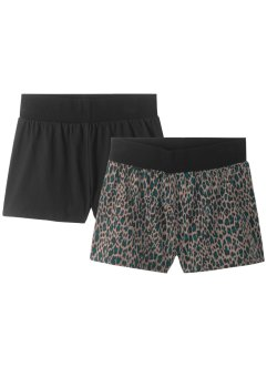 Shorts (2er Pack), bpc bonprix collection