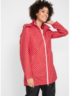 Regenjacke, lang, bpc bonprix collection