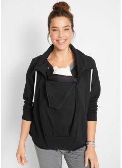 Sweat-Tragejacke, bpc bonprix collection