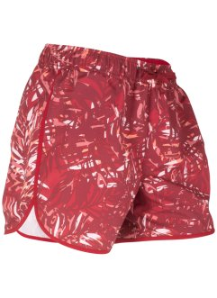 Microfaser-Sport-Shorts, bedruckt, bpc bonprix collection
