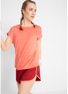 Sportshirt, kurzarm, bpc bonprix collection