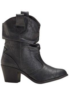 c2ef83d7f48499 Schwarze Stiefeletten unglaublich preiswert kaufen