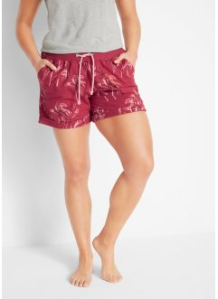 Sweat-Shorts, bedruckt, bpc bonprix collection