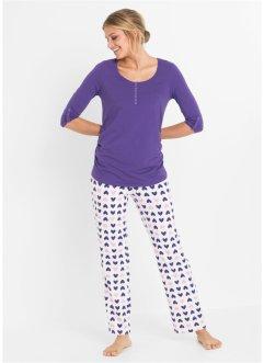 1de94a3475e7a9 Still-Pyjama Bio-Baumwolle, bpc bonprix collection - Nice Size