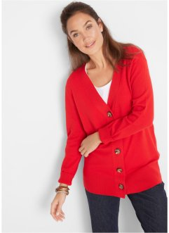 Lockere Strickjacke, bpc bonprix collection
