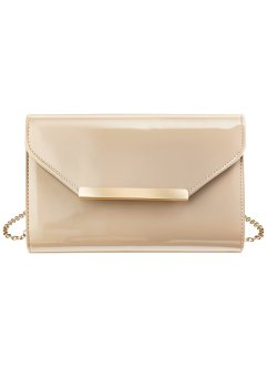 Clutch in Lackoptik, bpc bonprix collection