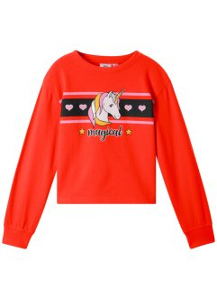 Sweatshirt mit Einhornmotiv, bpc bonprix collection