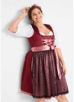 Dirndl mit Herzen, bpc bonprix collection