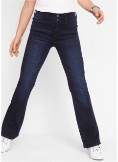 d6349d45da0d2 Stretch-Jeans mit Shaping-Effekt Bootcut, John Baner JEANSWEAR
