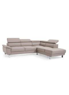 Ecksofa mit Schlaffunktion, bpc living bonprix collection