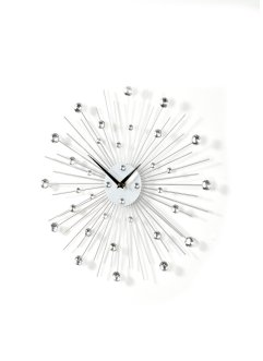 Wanduhr mit Acrylkugeln, bpc living bonprix collection