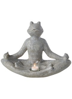 "Kerzenhalter ""Yogafrosch"", bpc living bonprix collection"