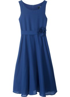 Festliches Kleid mit Satinband, bpc bonprix collection