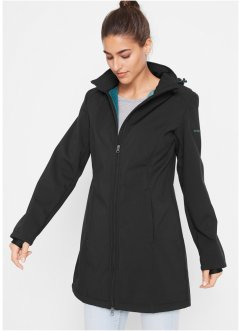 Funktions-Softshell-Longjacke mit Teddyfleece, bpc bonprix collection