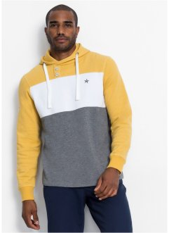 Piqué-Kapuzensweatshirt, bpc bonprix collection