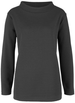 Sweatshirt mit Noppenstruktur, bpc bonprix collection