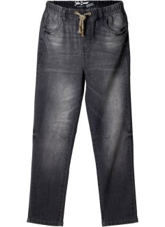 Jeans in Used Optik, Slim Fit, John Baner JEANSWEAR