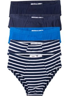 Jungen Slip (5er-Pack), bpc bonprix collection