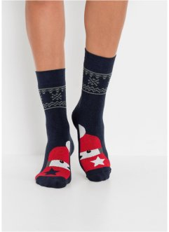 Thermo Socken (3er Pack) unisex Bio Baumwolle, bpc bonprix collection