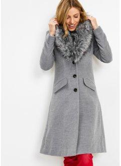 check out new authentic delicate colors Warmer Mantel für die kalte Jahreszeit bei bonprix