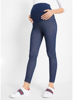 Umstands-Thermo-Leggings in Jeansoptik, bpc bonprix collection
