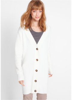 Kuschelige Strickjacke, bpc bonprix collection