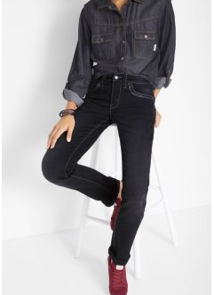 Stretch-Jeans, STRAIGHT, John Baner JEANSWEAR