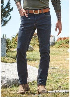 Stretch-Jeans Slim Fit Straight (2er Pack), John Baner JEANSWEAR