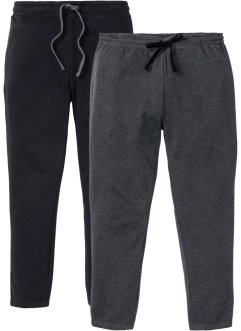Jogginghose (2er Pack), bpc bonprix collection