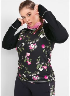 Maite Kelly Funktions-Sport-Shirt, langarm, bpc bonprix collection