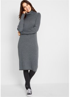 Strickkleid mit Kontraststreifen, bpc bonprix collection