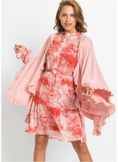 Poncho mit Kaschmiranteil, bpc bonprix collection